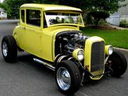 ford model a Ford: Model A 5 Window Coupe
